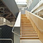 Melbourne School of Design – Melbourne VIC - http://www.innovativerigging.com.au/portfolio-type/melbourne-school-of-design-melbourne-vic/