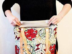 Tutoriel DIY: Coudre un sac à main / sac à dos