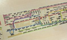 tapeline:  London Underground sticky tape