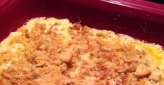 I have an awesome recipe for chicken casserole from the high school FACS teacher (FACS is the new name for Home Ec. It stands for Family and...