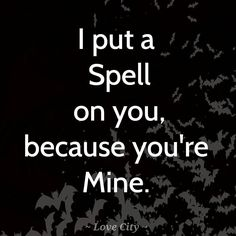 - Halloween  -  ___________________  I wish I have some magical spell which when I sprinkle on you  makes you mine.  ___________________  #write #writing #Writers #lovecitypage #writersnetwork #heshe #love #lovequotes #book #shoot #igwriters #igquotes #pen #paper #Halloween #festival #celebrate #lovecitypage