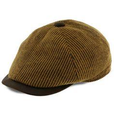 4c83d52a68 Pub Cap Dobbs Polyester Newsboy Cap, tan Hat Styles, Bald Men, Newsboy Cap