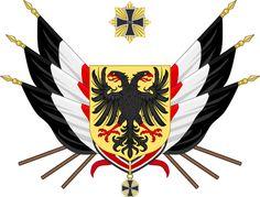 Camisa Ou Regata Bandeira Alemanha Império Germany Imperial