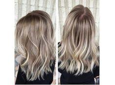 Modne odcienie blondów: latte, ice platinum, syberyjski blond. Przeglądamy najnowsze trendy - Strona 15