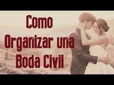 Como Organizar Una Boda Civil | Organiza tu boda civil tú misma