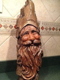 Susan Alexander Carves | Wood is Magical; Carving is even more Magical.