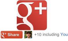 Google+ Launches Share Button, Ignores That Few Users = No Referral Traffic = NoInstalls