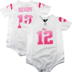 tom brady jersey for girls