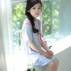 Cute Baby Girl, Cute Babies, Ulzzang Kids, Korean Babies, Asian Kids, Cute Korean Girl, Cute Baby Pictures, Young Fashion, Korean Model