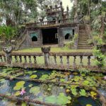 The Party Castle Forgotten in the Jungle for Half a Century.