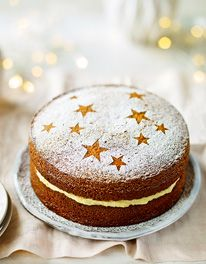 Whole Orange Spice Cake - Mary Berry Made this today - amazing - a definite for Christmas!! x