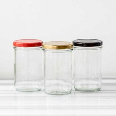 Refika'dan Boyunsuz Kavanoz Mason Jars, Home Decor, Decoration Home, Room Decor, Mason Jar, Interior Design, Home Interiors, Glass Jars, Interior Decorating