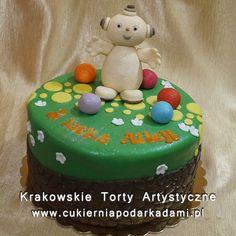 216. Tort z Maka Paka z bajki Dobranocny Ogród. Maka Paka from Night Garden cake.