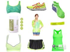 #green and #fit!