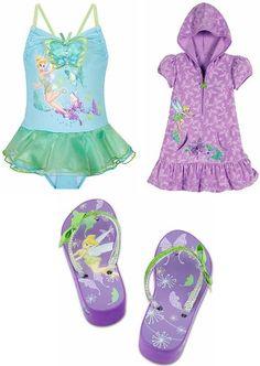 Disney Store Tinker Bell/Tinkerbell/Tink Fairy « Clothing Impulse
