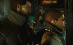 Megan Reed Adam Jensen, Deus Ex: Human Revolution