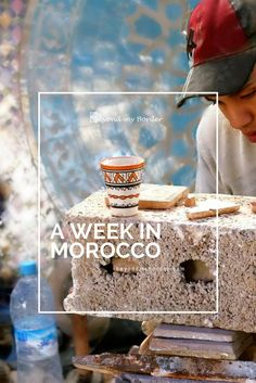 5 Things to do in Morroco