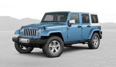 Jeep Wrangler Cheif