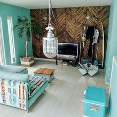 Coastal Bedrooms Archives - Cute Home Designs Cafe Interior, Interior Exterior, Room Interior, Home Interior Design, Surf Room, Beach Room, Surf House, Beach House, Coastal Cottage