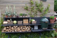 Similar to what I would build if I were to get a Green Egg- Free or otherwise!