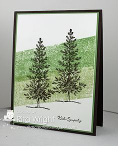 Rita's Creations: Stampin' Up! Lovely As a Tree CASE