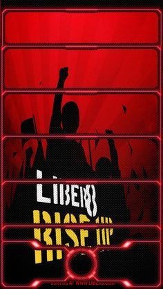 Liber8 The Body iPhone 5 Wallpaper