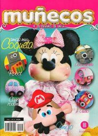 Muñecos y juguetes de tela 73:: ARTESANATO VIRTUAL - Tecnicas de Artesanato | Dicas para Artesanato | Passo a Passo::