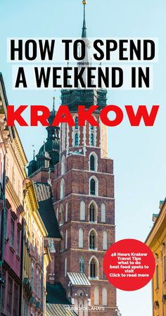 Wondering what are the best things to do in Krakow Poland? Well this one day in Krakow itinerary. Will help you find things to do, what to see, where to stay, Best Krakow Poland photography, what foods to eat, and more important information for your travels to Krakow Poland. Poland krakow things to do, krakow poland things to do in. Old Town, Krakow Poland aesthetic Travel Around Europe, Europe Travel Guide, Europe Destinations, Travel Plan, Travel Ideas, Travel Inspiration, London Travel Blog, Visit Poland, European City Breaks