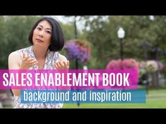 Why I Wrote a Sales Enablement Book Co Marketing, Book Background, Social Media, Writing, Books, Youtube, Inspiration, Biblical Inspiration, Libros