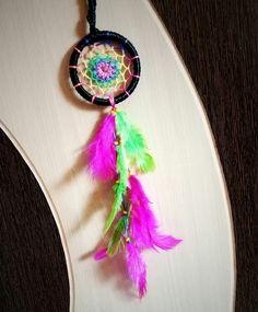 Aura's Multi-coloured Dreamcatcher Carhanging #auracreationsdreamcatcher #dreamcatcher #dream #multicolored #carhanging #bangalore #delhi #mumbai #goa #india #bangalore #handmadedreamcatcher #gift #dreamcatcherforsale