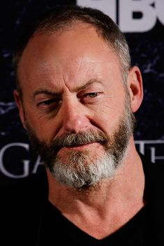 Liam Cunningham arrives at the launch of the Game Of Thrones Exhibition at the Museum of Contemporary Art on June 30, 2014 in Sydney, Australia.