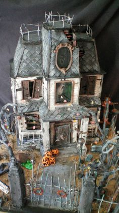THE HAUNTED CONSTRUCTION CO. BRINGING TERROR TO NEIGHBORHOODS EVERYWHERE