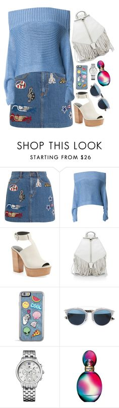 """""""cut off"""" by touxe ❤ liked on Polyvore featuring Marc Jacobs, TIBI, Rebecca Minkoff, Christian Dior, Tommy Hilfiger and Missoni"""