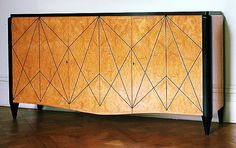 Image detail for -FRENCH ART DECO STYLE SIDEBOARD, Rupert Cavendish Furniture Designers ...