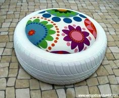 Smart Ways to Use Old Tires (36)