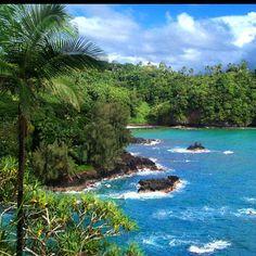 Onomea Bay Ranch, Big Island Hawaii...where we're staying on our honeymoon!!