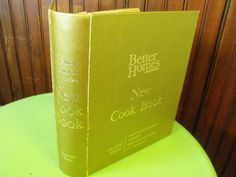 Vintage Better Homes and Gardens New Cook Book Souvenir Edition by peacenluv72 on Etsy
