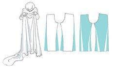 how to alter a pattern to make palazzo pants
