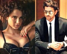 Forget sending emails, Hrithik Roshan suggests he has NEVER met Kangana Ranaut in private – read details #FansnStars