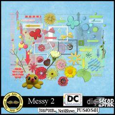 Messy 2 elementen 1