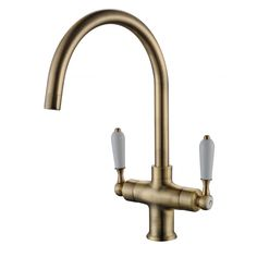 ENKI-Traditional-Victorian-Kitchen-Sink-Mixer-Monobloc-Tap-Brass-Bronze-Bridge