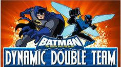 BATMAN: The Brave and the Bold - Dynamic Doubleteam
