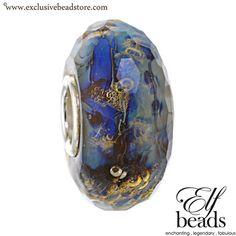 Elfbeads G140104 Galaxy Dreams Fractal Glass Bead