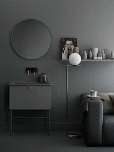 Swoon in grey - COCO LAPINE DESIGNCOCO LAPINE DESIGN