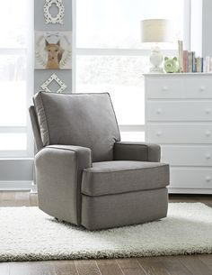 Genial Kersey Swivel Glider Recliner By Best Chairs Storytime Series.  #nurseryinspo #nursery #nurserydecor