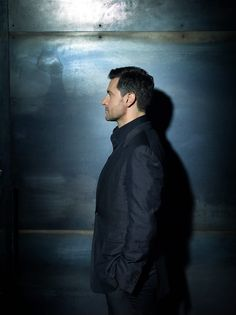 Richard Armitage by Robert Ascroft.  Perfect profile