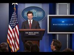 10/20/15: White House Press Briefing - YouTube