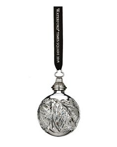 Times Square Ball Christmas Ornament by Waterford at Neiman Marcus.