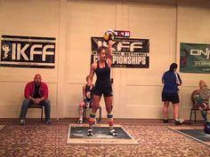 2013 IKFF Invitationals: Sumiko Duncan Snatch Set w/ 16kg - YouTube Kettlebell, Basketball Court, Sports, Youtube, Hs Sports, Kettlebells, Sport, Youtubers, Youtube Movies