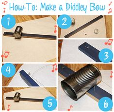 With this #LearningToolkit #blog, you can introduce your child to a unique instrument (the diddley bow), and learn how to make your own! Click for details.